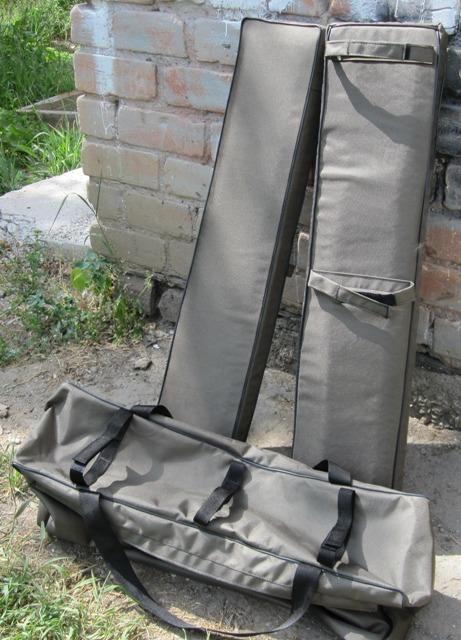 Мягкие накладки на банку и сумка 1