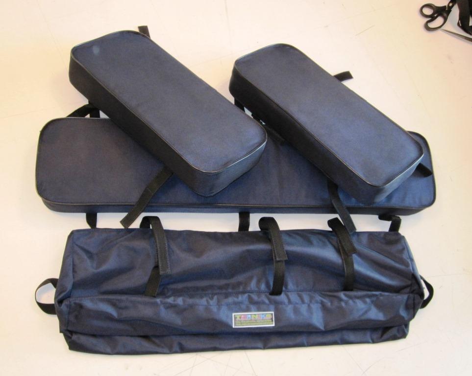 Мягкие накладки с сумкой