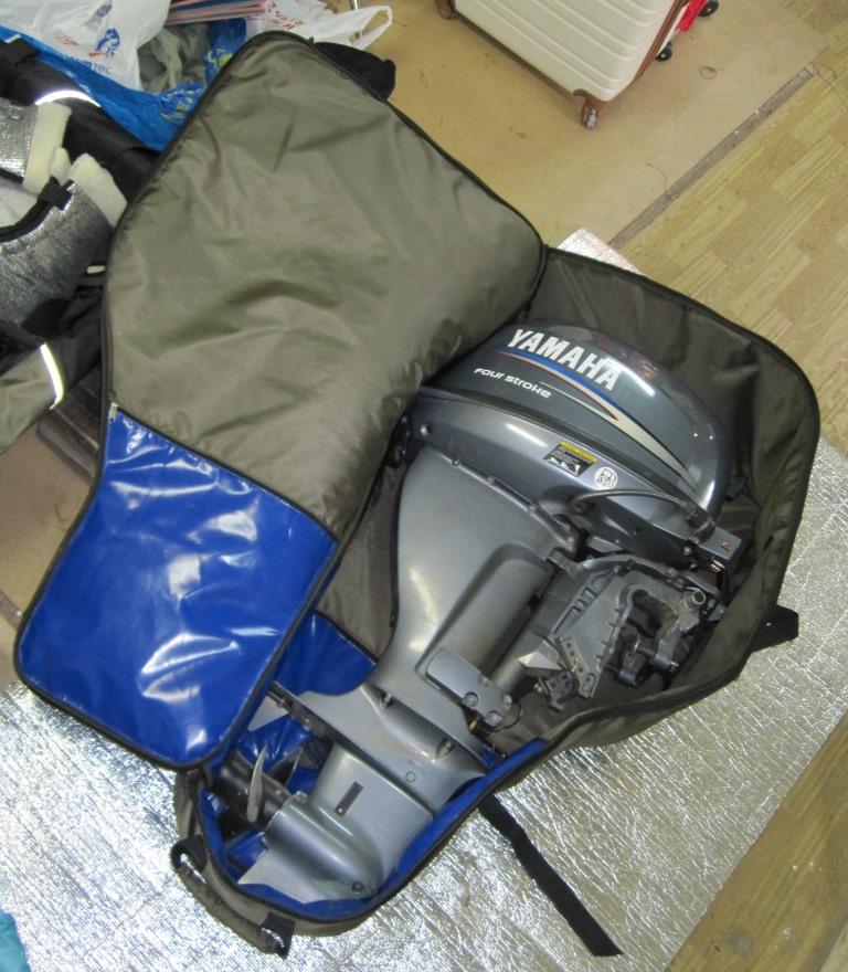 Сумка-чехол для Yamaha 15-20 лс 4т