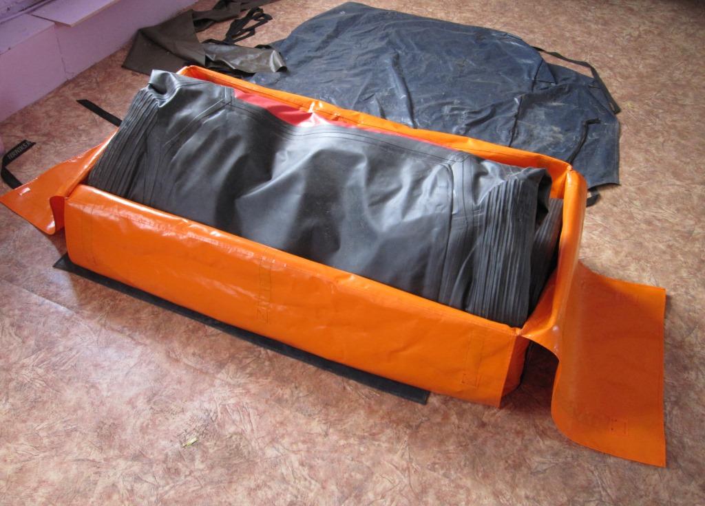 сумка для тента лодки