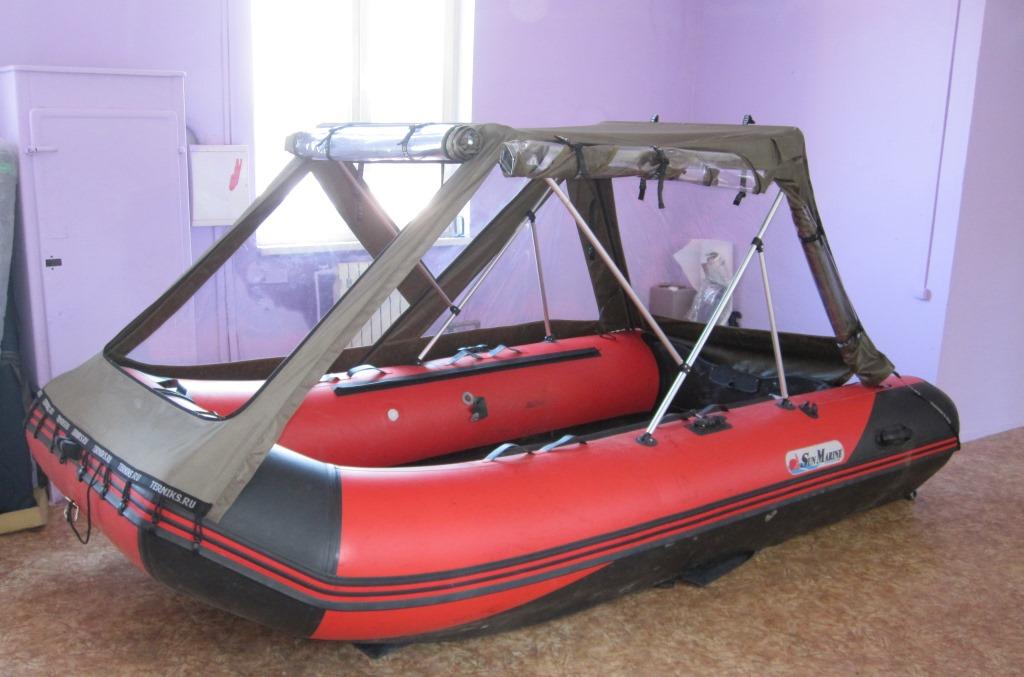 лодка sun marine sa 420