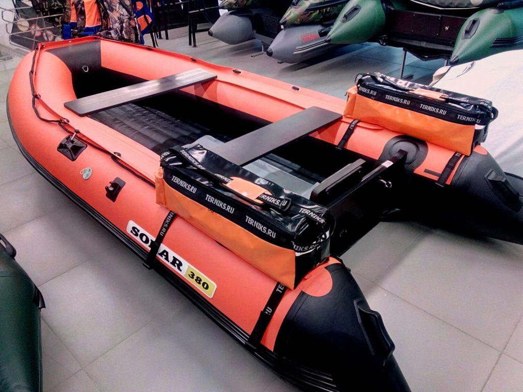 БС черно-оранжевые